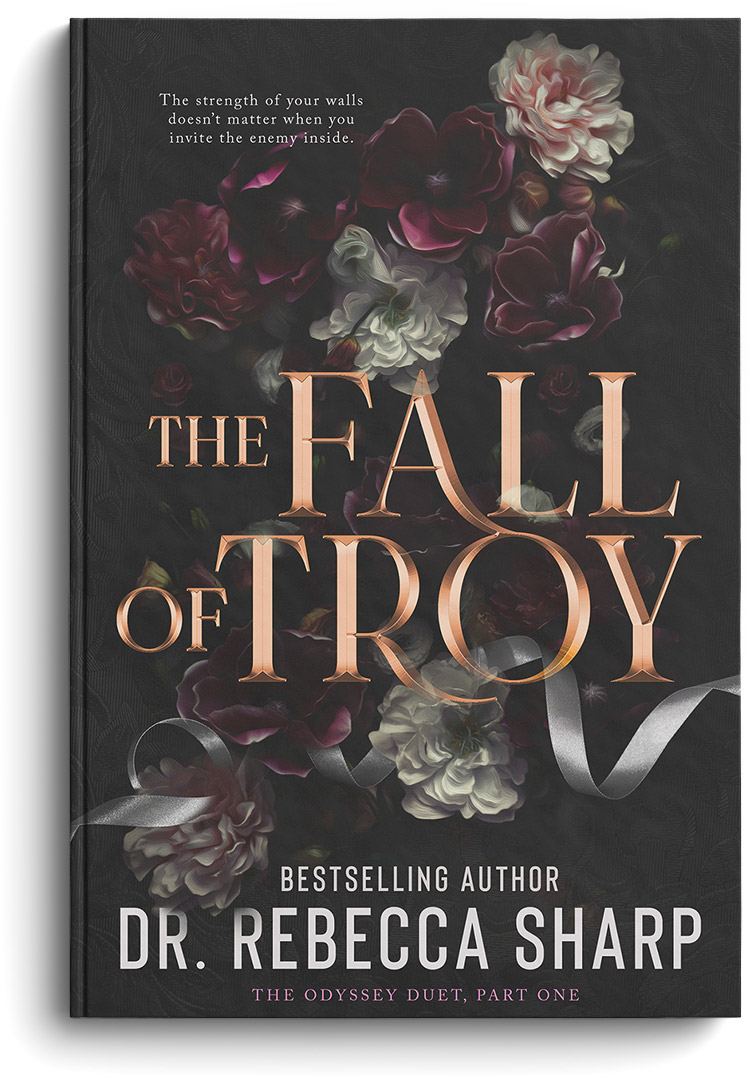 The Fall of Troy Signed Paperback