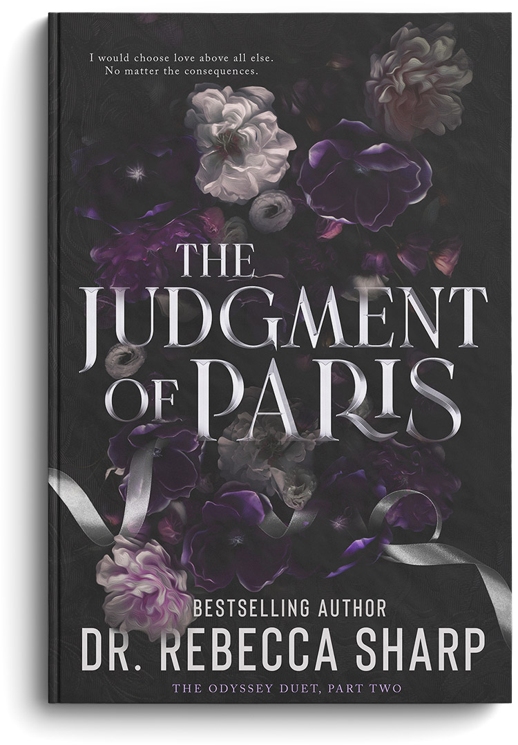 The Judgment of Paris Signed Paperback