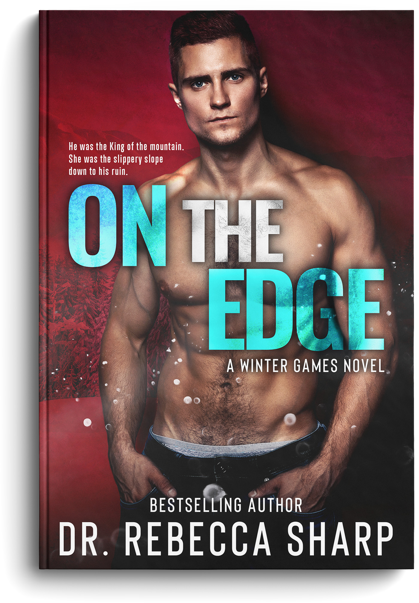 On the Edge Signed Paperback