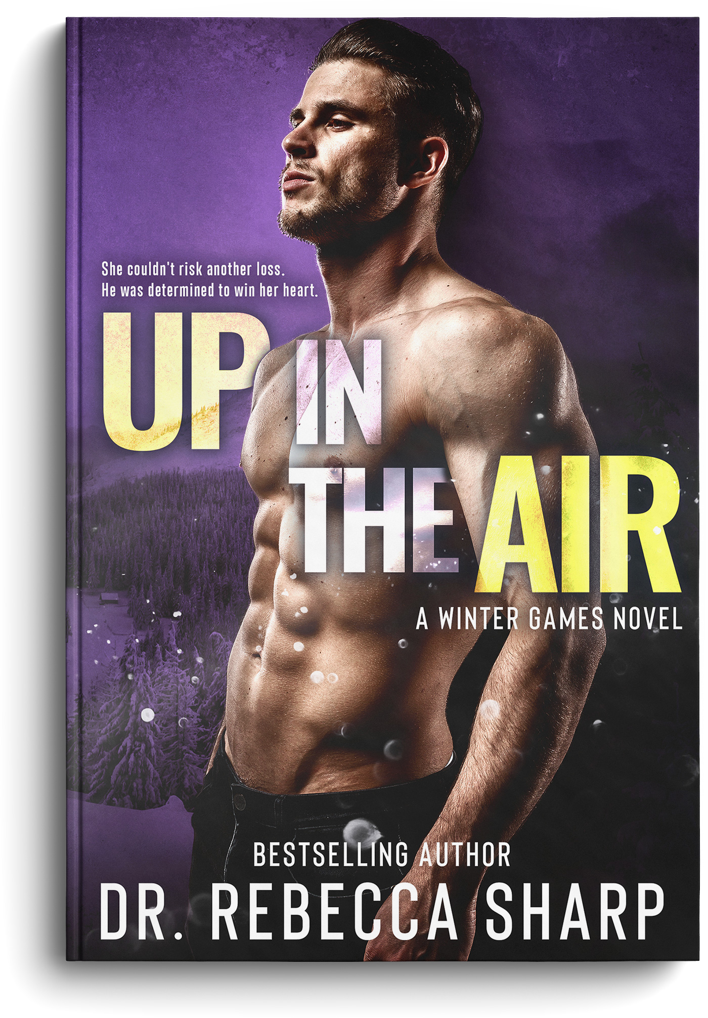 Up in the Air Signed Paperback