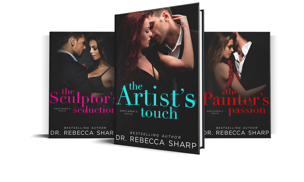 The Gentlemen's Guild Series by Dr. Rebecca Sharp