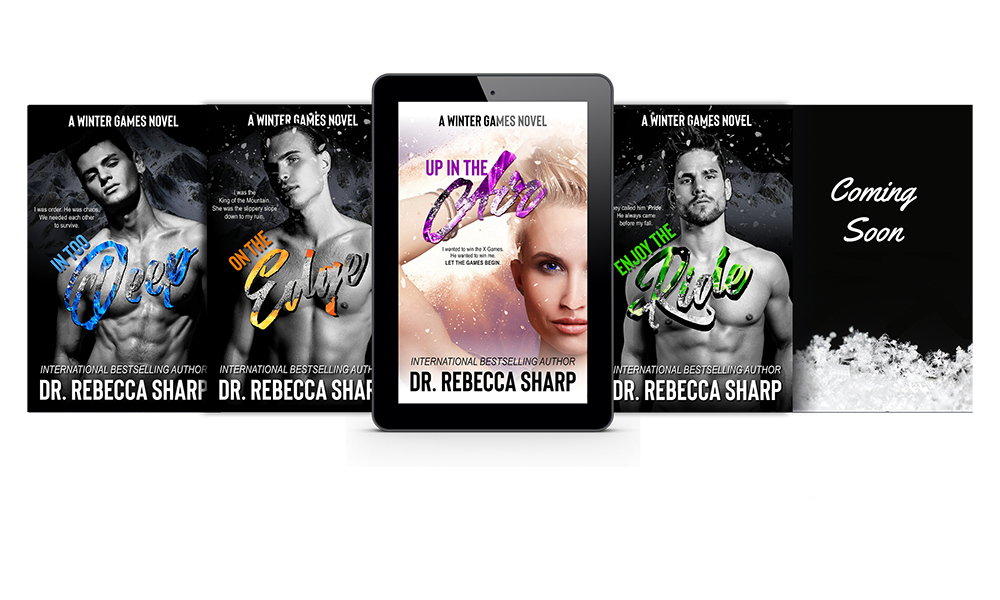 The Winter Games Series by Dr. Rebecca Sharp