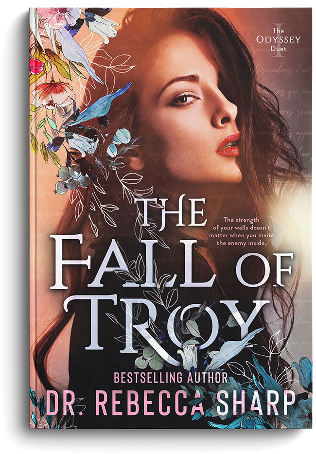 The Fall of Troy Book Cover